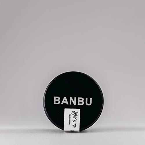Desodorante ecológico So Wild en crema Banbu 60 g