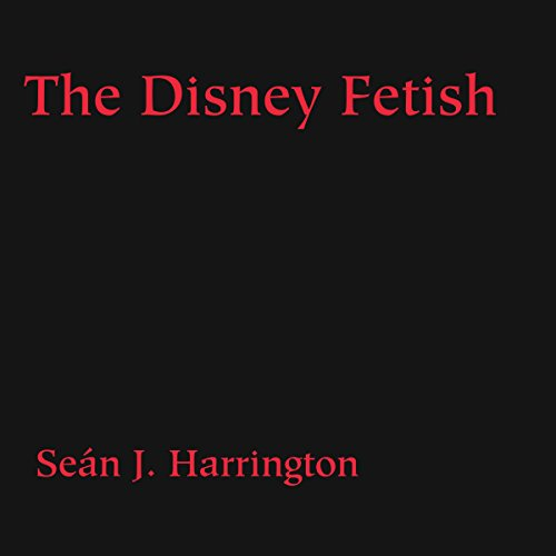 The Disney Fetish cover art