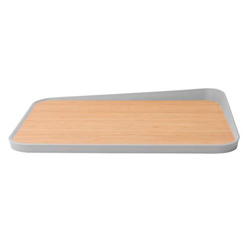Berghoff 3950088 Planche à découper, Bambou, Marron, 41 x 30,5 x 4 cm
