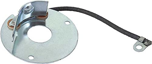 MACs Auto Parts 28-20937 Model A Distributor Lower Plate - For D