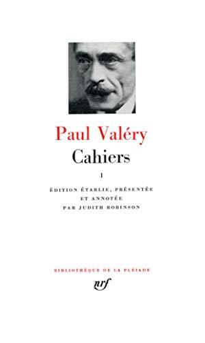Cahiers 1 (Bibliothèque de la Pléiade)