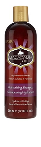 HASK Hydrating Shampoo with Macadamia Oil 355 ml