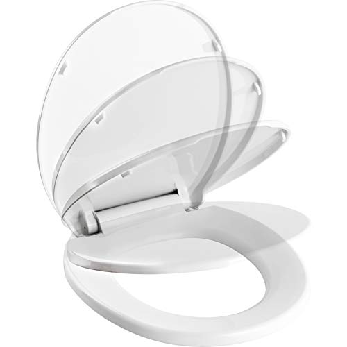 Newport Round Soft Close Toilet Seat