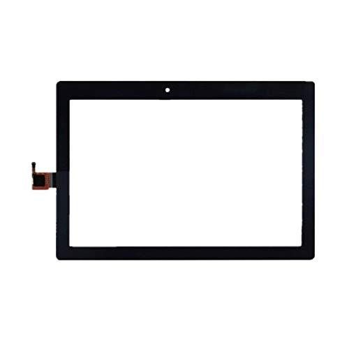 Kit de repuesto de pantalla para Lenovo Tab 3 Plus TB-X103F TB-X103 Digitalizador de pantalla táctil de herramientas gratuitas Kit de reparación de pantalla (color: solo táctil blanco)