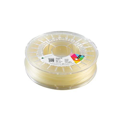 smartfil, smglc0nt0b075, filamento elastico E flessibile per stampante 3d, 2.85mm, 750G, NATURALE