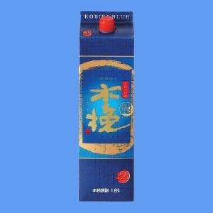 木挽ブルー パック 20度 1.8L×6本