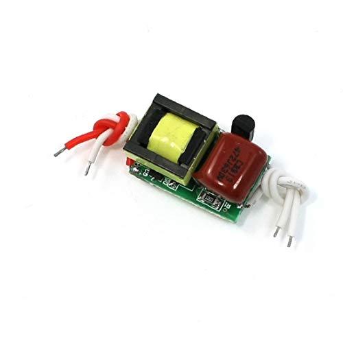 X-DREE AC 110-220V DC 8-11V 300mA Adaptador de fuente de alimentación para 4x1W LED (1e000203247f1d09e238733e54fe52e2)