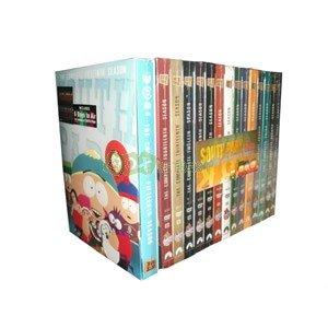 South Park - Complete Seasons 1-15 DVD Sets (1,2,3,4,5,6,7,8,9,10,11,12,13,14,15)