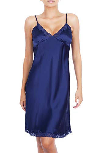 Silk & Lace Nightgown