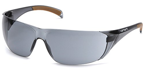 Carhartt Billings Safety Sunglasses with Gray Anti-fog Lens