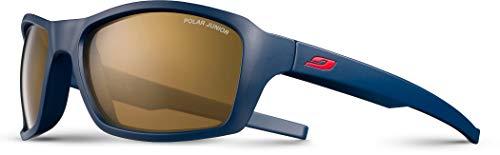 Julbo Extend 2.0 Polar Sonnenbrille 8-12Y Kinder matt Blue-Brown 2020 Fahrradbrille