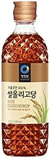 Chung Jung One Oligo Rice Syrup 1.54 Lb 1 Bottle