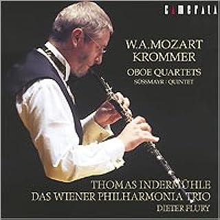 モーツァルト&クロンマー:オーボエ四重奏曲