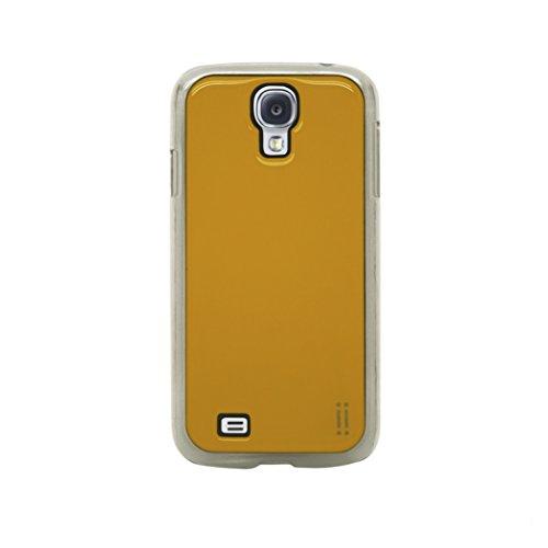 Aiino Custodia Rigida Selfie Cover Case Gel Sticker Antiscivolo Case Accessorio per Cellulare Smartphone iPhone 4/4S, Verde
