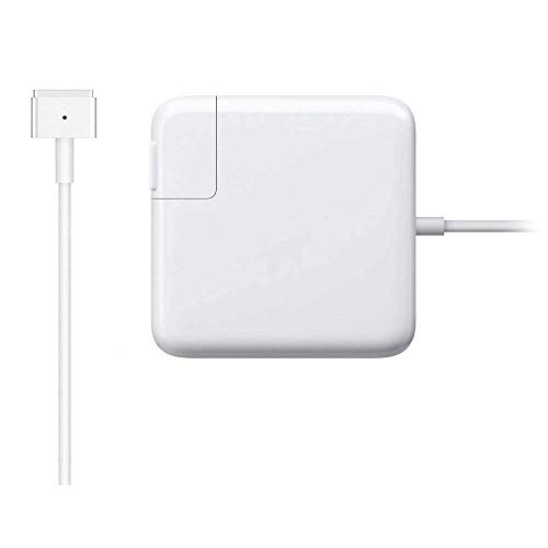 Mac Book Air Charger, 45W T-Tip AC Magsafe 2 Power Adapter Charger for MacBook Air 11-Inch and 13-Inch (for MacBook Air Released After Mid 2012)
