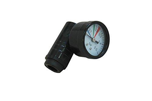 Prowake Druckmanometer für Schlauchbootventile, Manometer, Druckmesser
