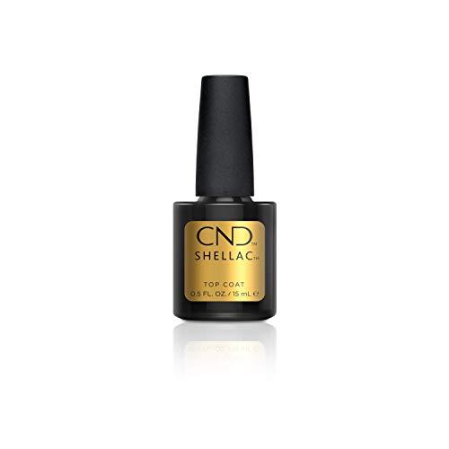 CND Shellac Top Coat Original, 15 ml