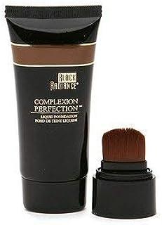 Black Radiance Complexion Perfection Liquid Foundation, Ebony, 1 fl oz