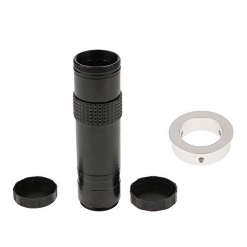 balikha Lente de Microscopio 100X Zoom Ocular Lupa Ocular para Leica Zeiss