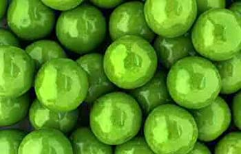 Gumballs By The Pound - 1 Pound Bag of Granny Green Apple