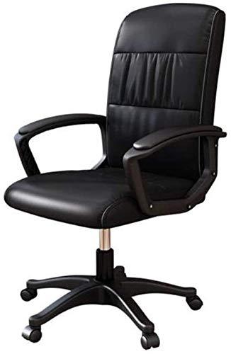 G.S.N. GSN Executive Recline Hochlehner, gepolstertem Leder Büro Bequeme Reclining Ergonomische mit Armlehne Chefsessel Bürostuhl Sessel