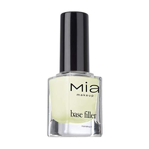MIA Makeup Base Filler, Smalto Riempitivo Per Rendere Uniforme E Perfetta La Superficie Delle Unghie