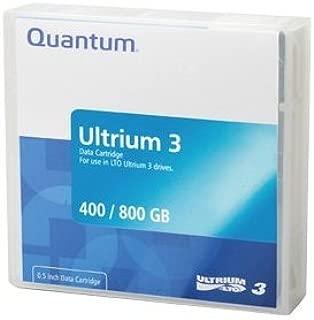 Quantum 20-pack Quantum Mr-l3mqn-01 Ultrium 3 400gb/800gb Data Cartridges (lto3)