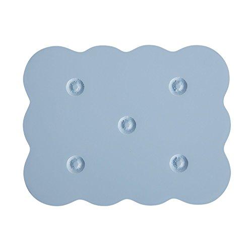 Lorena Canals - galleta muebles azul mango (paquete de 2) - Azul claro