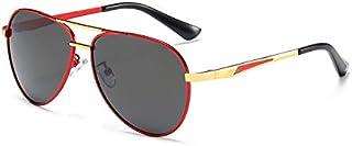Sunglasses نظارات نظارات ريترو المستقطبة المضادة للأشعة فوق البنفسجية بارد نقطة الضفدع مرآة القيادة النظارات الشمسية الخاص...