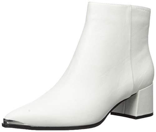 Kenneth Cole New York Women's Roanne Bootie Uniform Dress Shoe, Black, 9.5 Medium US