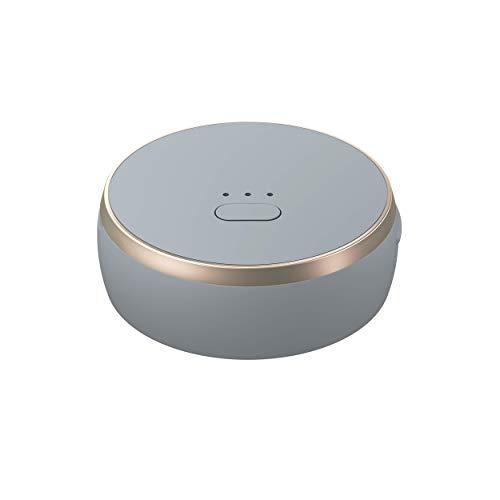 Vodafone Curve, el localizador GPS Inteligente y Ligero para tu Mochila, Mascota, Coche, portátil, Llaves y más