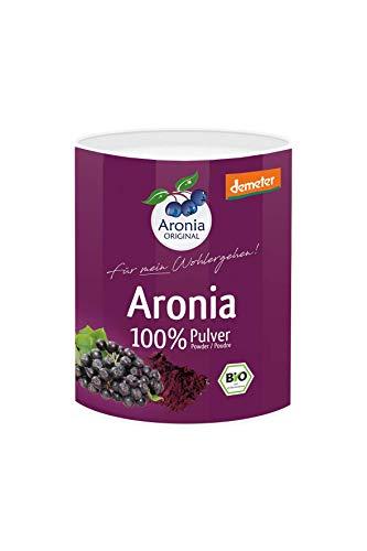 Aronia Original Bio Aronia Pulver demeter FHM (1 x 100 gr)