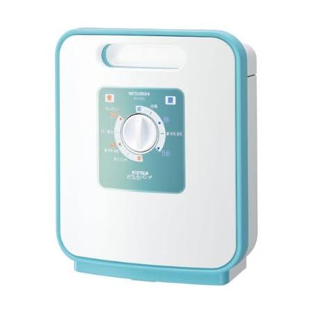 三菱 AD-S50-A ふとん乾燥機 (衣類&靴乾燥機能付き) ターコイズブルー