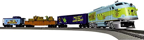 Lionel Mystery Machine FT Electric O Gauge Model Train Set w/ Remote and Bluetooth Capability