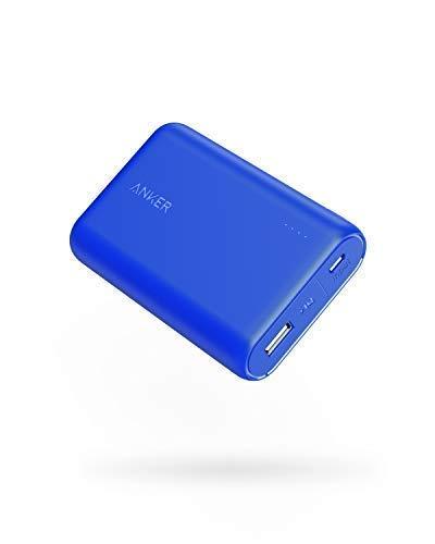 Anker PowerCore 10000 Batterie Externe Petite et Légère 10000 mAh avec Technologies PowerIQ & VoltageBoost - Batterie Externe Compacte pour iPhone, Samsung Galaxy et plus