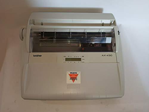 Brother Schreibmaschine AX-430 13073