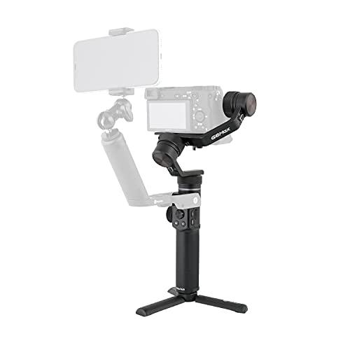 [Offiziell] FeiyuTech G6 MAX 3-Achsen Handy Gimbal Stabilisator für DSLM/Spiegelreflexk Kamera Sony RX100 A6400 A7 M50,Smartphone iPhone 11/12 und Gopro 9/8/7/6, Splash-Proof(Neueste)