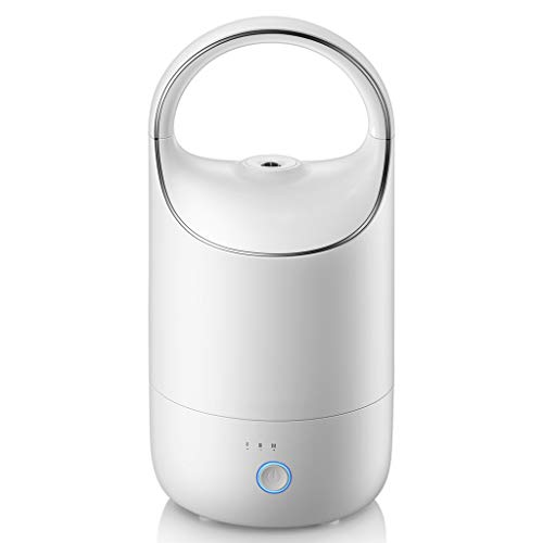 Humidificador para Dormitorios Habitaciones Grande Hogar grande humidificador Capacidad Silencio dormitorio de la mujer embarazada del bebé de purificación de aire Niebla termostato inteligente humidi