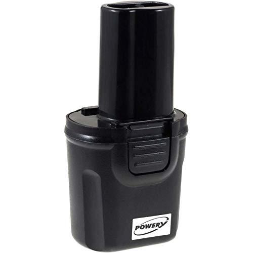 Powery Batería para Dewalt Atornillador DC600