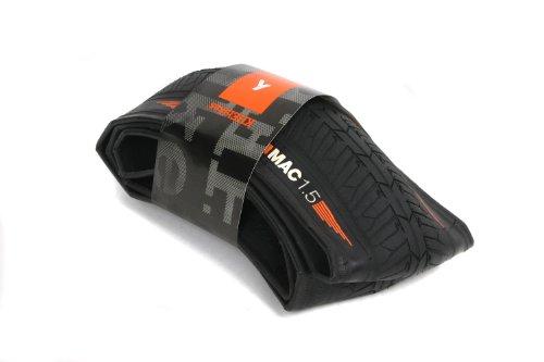 KHE BMX Faltreifen Mac1.5 - Cubierta para Bicicleta BMX (20')