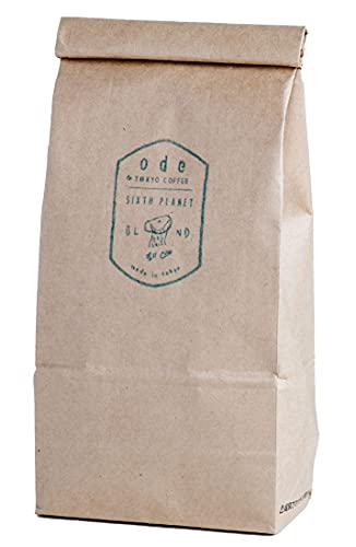 [Amazon限定ブランド] ode COLD BREW COFFEE アイスコーヒー オーガニック豆 水出しコーヒー豆 (豆のまま 200g)
