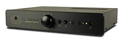 ATOLL HD 100 - Kopfhörervorverstärker (Schwarz)