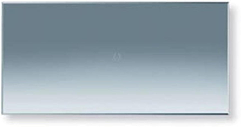 Lineabeta quadratischer Spiegel mit Facettenschliff 130x60cm Ausführung