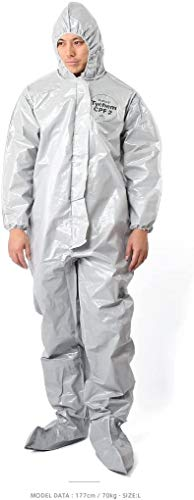 DuPont Chem Suit Pandemic Kit - Size LARGE