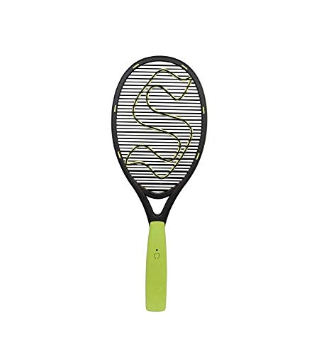 Racchetta Zanzare Elettrica Fulmina Insetti e Mosche, Uccisore Insetticida Elettrico Swatter Repellente Mosquito Killer