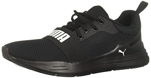 Puma Wired Run, Zapatillas de Running Unisex Adulto, Black, 41 EU