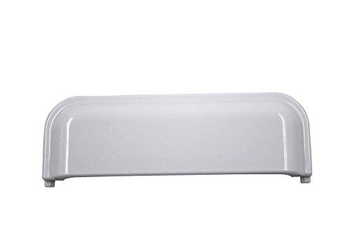 w10861225W10714516irrompible tirador de puerta para secador de Whirlpool