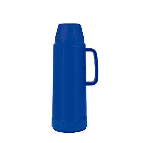 Garrafa Térmica Use Azul 1 Litro Mor
