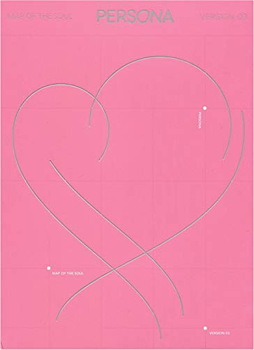 BTS Map of The Soul Persona Album PreOrder Version 3 CD+Photocard+Postcard+Photo Film+Gift(Extra Double-Sided BTS Photocards Set)