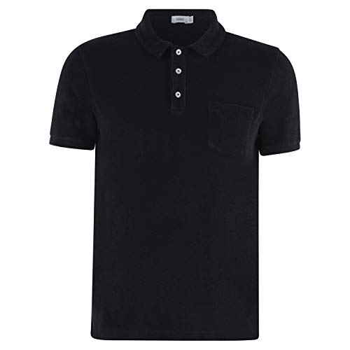 Closed Poloshirt aus Frottee Marine (568 Dark Night) M